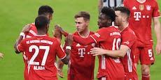 Bayern nach 2:0 vor Meistertitel, Schalke abgestiegen