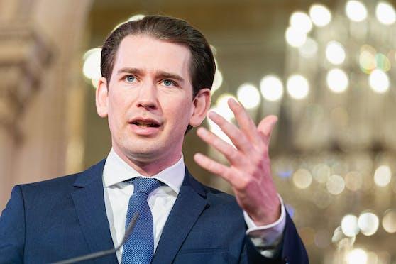 Strahlende Zukunft für Österreich? Bundeskanzler Sebastian Kurz