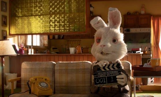 """""""Save Ralph"""" ist ein animierter Stop-Motion Kurzclip von """"The Humane Society"""" und soll Versuchstieren eine Stimme geben."""