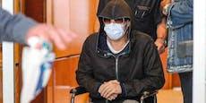 Erschütterndes Foto zeigt Brad Pitt im Rollstuhl
