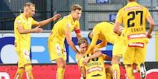 LASK hat noch zwei Austria-Kicker auf dem Zettel