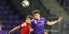 Austria verhindert in 91. Minute Blamage gegen Ried