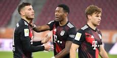 Bekommen die Bayern zweite Chance in Champions League?