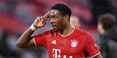 Bericht: David Alaba hat seinen neuen Klub gefunden
