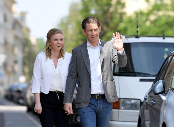 BK Sebastian Kurz und Susanne Thier