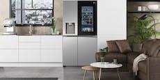 LG Electronics räumt 31 Red Dot Design Awards ab
