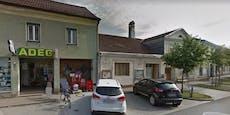 Einbrecher stahl 500 Euro aus Supermarkt-Kassa