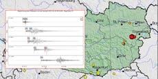 """Erdbeben in Neunkirchen: """"Ich hatte echt Angst"""""""