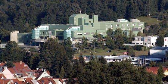 Besuchsverbot im LKH Deutschlandsberg.