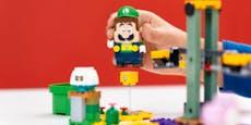 Super Mario-Lego bekommt von Luigi nun Unterstützung