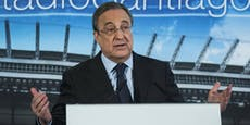 Real-Eklat! Boss Perez beleidigte Klub-Legenden