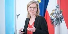 Gewessler: Klimapolitik neu für Österreich