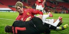 United-Kicker feiert unabsichtlich mit Liverpool-Parade