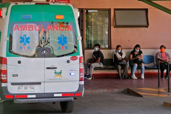 Mehr als 75 Menschen sollen in der chilenischen Stadt Calama mit einem Vakzin, das für Hunde gedacht ist, gegen das Coronavirus geimpft worden sein.