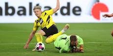 Dortmund schlägt Berlin, Hoffenheim dreht ein 0:2
