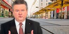 Wien droht am Dienstag neuer Lockdown-Hammer
