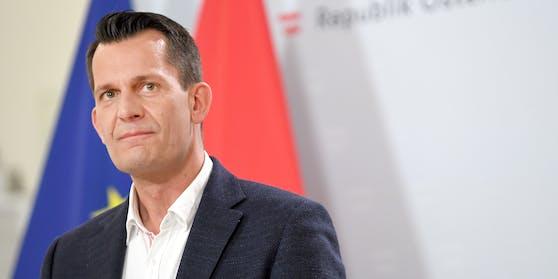 Gesundheitsminister Wolfgang Mückstein.