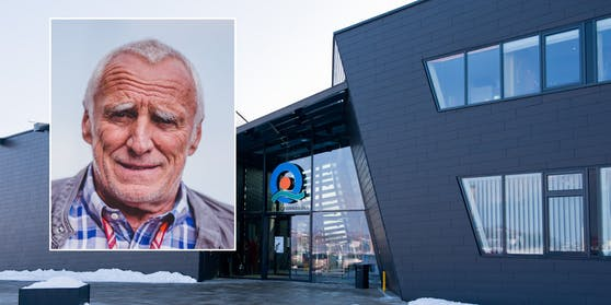 """Der reichste Österreicher, Dietrich Mateschitz, hat die """"Aqualux""""-Therme in Fohnsdorf (Stmk.) gekauft."""