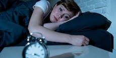Was tun, wenn man nicht schlafen kann?