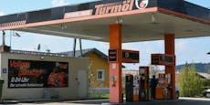 Tankstelle füllte Diesel statt Benzin in die Zapfsäulen