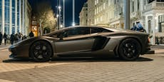 Polizei kann nicht glauben, wer Raser-Lamborghini fährt