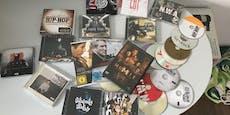 CDs, DVDs, Fahrräder – Diebesgut sucht Besitzer
