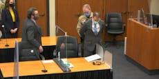 Ex-Cop im Floyd-Prozess zu 22 Jahren Haft verurteilt