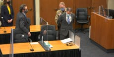 Tod von George Floyd – Weißer Ex-Polizist schuldig