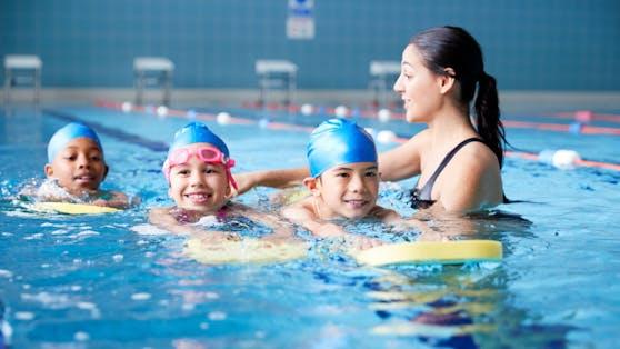 Sind die Pandemie-Kinder tatsächlich Nicht-Schwimmer?