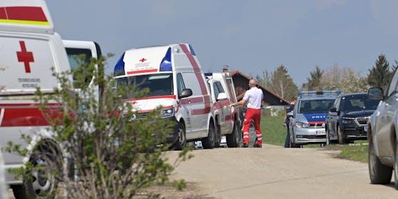 Tragischer Unfall in der Gemeinde Höhnhart