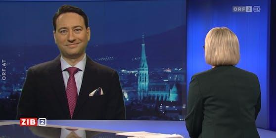 Der oberösterreichische Landeshauptmann-Stellvertreter Manfred Haimbuchner (FPÖ)