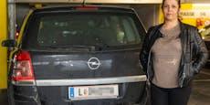 Linzerin gibt Autodieb Watschn, holt sich Pkw zurück