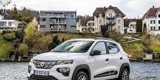 Der erste Elektro-Dacia ist zum Kampfpreis bestellbar