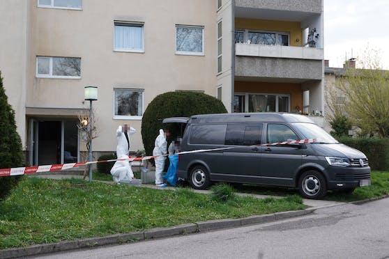 Spurensicherung in Neulengbach