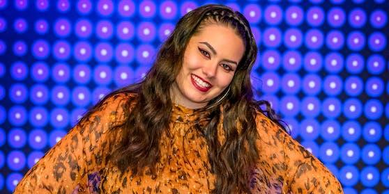 Teodora Špirić (20) singt in der zweiten Finalshow zuerst mit und dann gegen Laura Kožul (16).