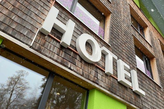 In den heimischen Hotels wird mit Hochdruck gearbeitet.