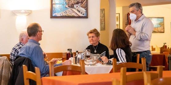 In Vorarlberg hat die Gastronomie seit 15. März geöffnet.