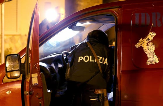 Die italienische Polizei kam dem Mann auf die Schliche. Archivbild.