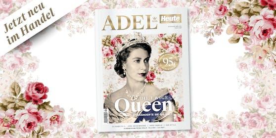 """Das neue Sondermagazin ADEL der Tageszeitung """"Heute"""" ist ab sofort im ausgewählten Fachhandel erhältlich."""