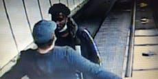Fahndung! Wiener Polizei jagt diesen Rolltreppen-Treter