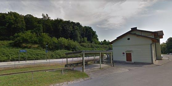 Am Bahnhof in Laßnitzhöhe (Bezirk Graz Umgebung) eskalierte die Situation.