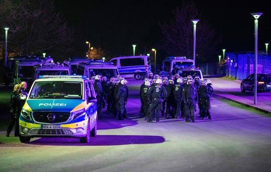 Die Krawall-Nacht von Schalke.