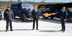 Elf Millionen Euro für Sonderschießanlage der Cobra