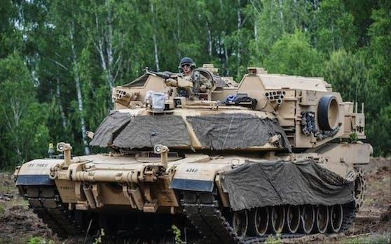 Die USA ziehen zusammen mit ihren Partnern mehrere tausend Truppen in verschiedenen Staaten im Osten Europas zusammen.