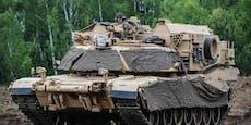 USA macht Militärübung mit 2.000 Soldaten in Österreich