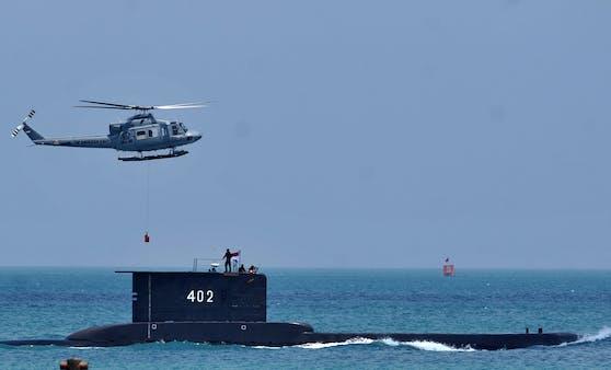 Archivfoto: Dieses U-Boot wird seit Mittwoch (21. April 2021) vermisst.