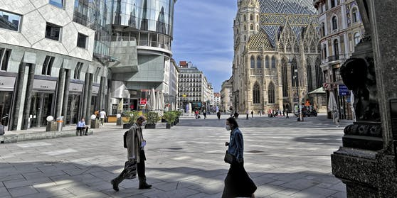 """Mit Montag ist die """"Osterruhe"""" in Wien vorbei."""