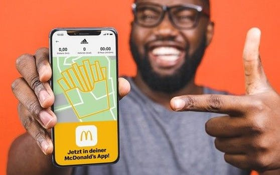 "McDonald's ruft zum ""Flurry Hurry"""