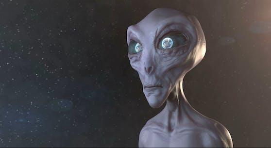 Sehen so Aliens aus?