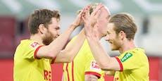 Kainz trifft! Köln nach 3:2-Sieg auf Relegationsrang